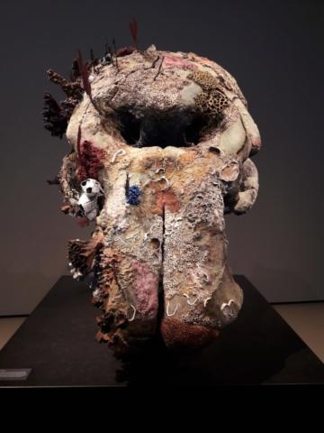 damien hirst skull of a cyclopes